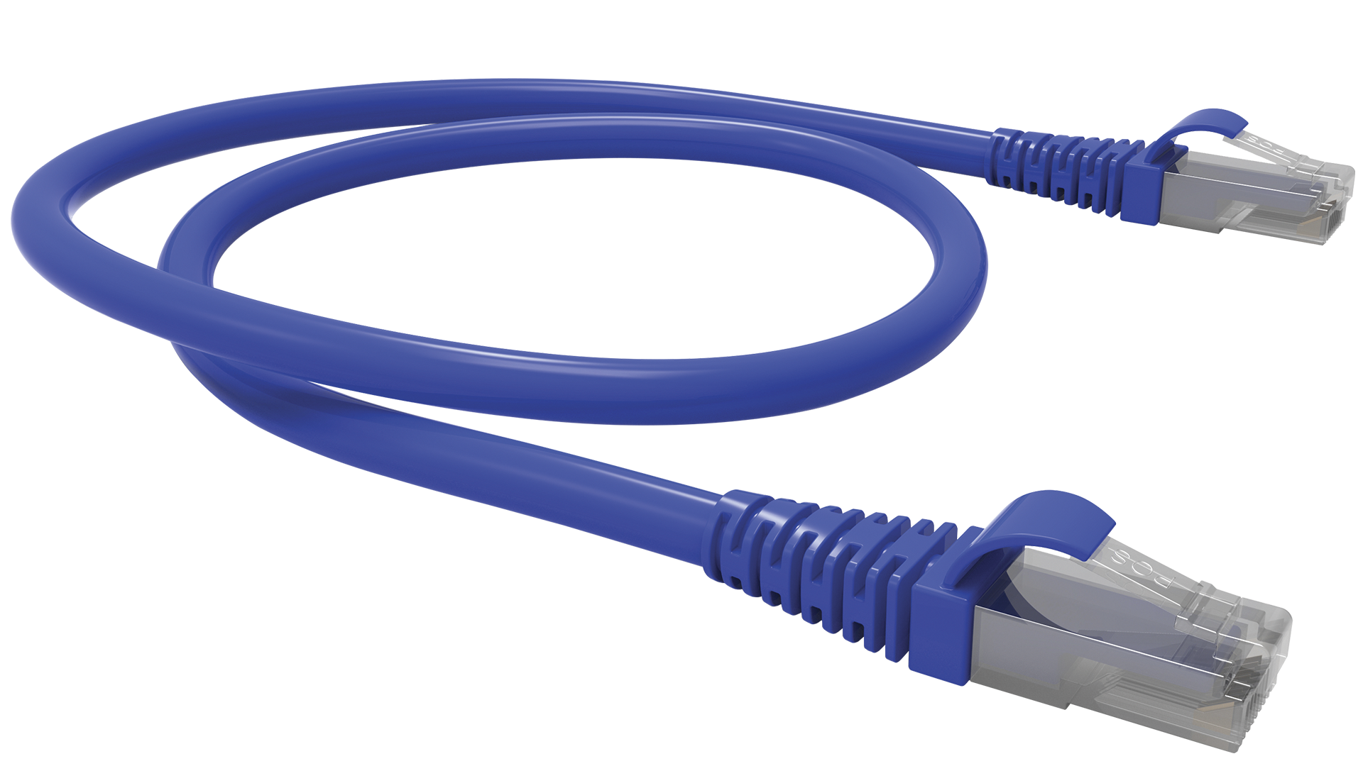 U/UTP MULTILAN CAT 5E COPPER PATCH CORD